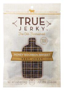 Best Jerky: True Jerky Honey Bourbon Brisket Beef Jerky