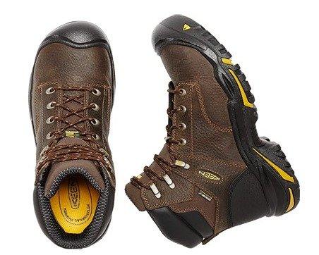 KEEN American Built boots