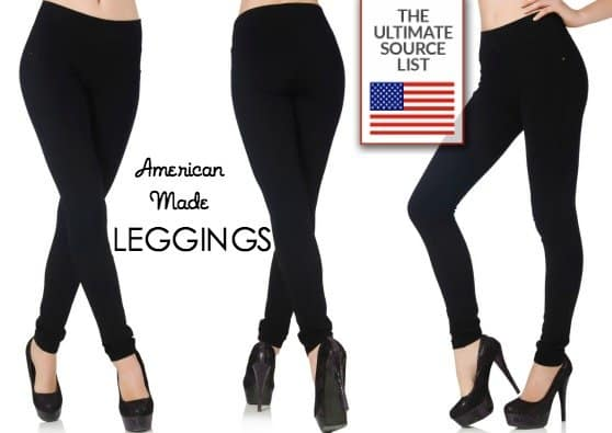 c71e209d7e5 American Made Leggings  The Ultimate Source List • USA Love List