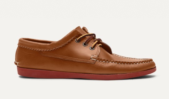 Quoddy shoes | handmade in Maine