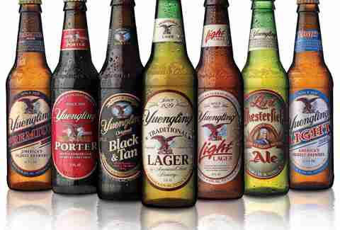 Made in Pennsylvania: Yuengling (The Oldest Brewing Company in the USA) #usalovelisted #beer #pennsylvania