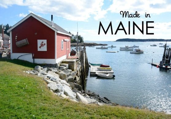Things we love made in Maine