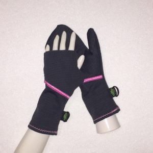 American Made Open Finger Mittens from Two Turtle Gloves