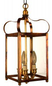 Lanternland American made outdoor lighting: Adams Pendant