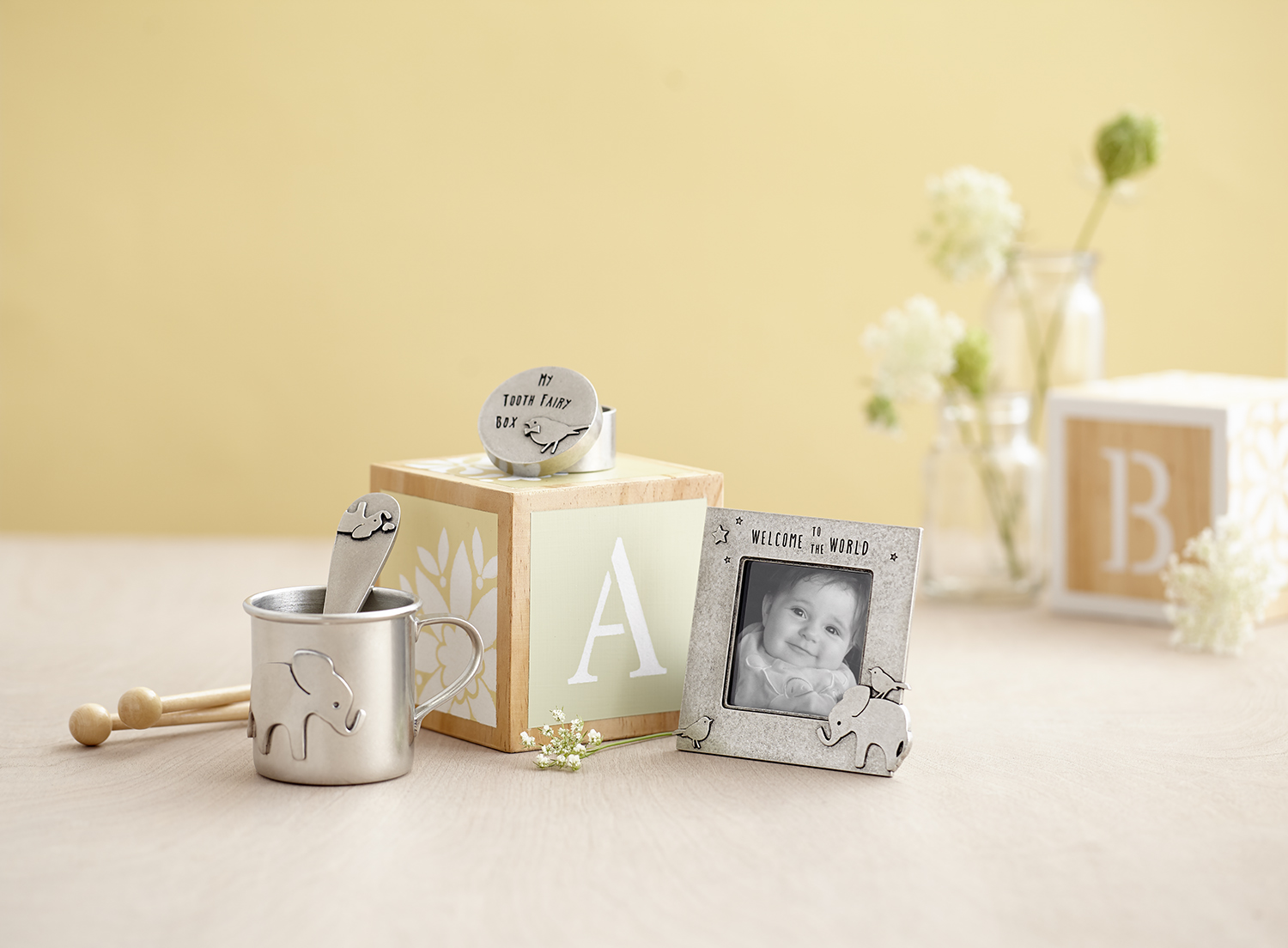 Heirloom baby gifts by Beehive Handmade | Made in Rhode Island - American Made Baby Gifts Under $50