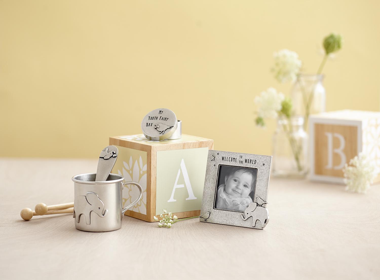 Heirloom baby gifts by Beehive Handmade | Made in Rhode Island