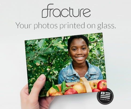 Fracture Your favorite photos printed on glass