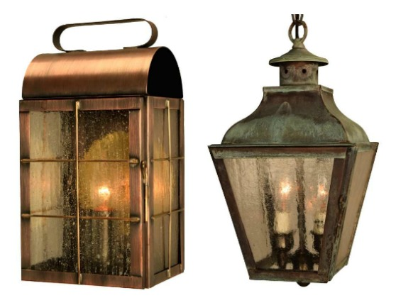 Lanternland handcrafted, American made lighting Outdoor lighting, patio lighting, indoor lighting