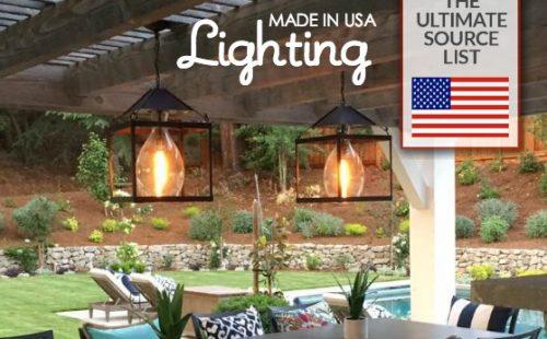 MADE IN USA LIGHTING