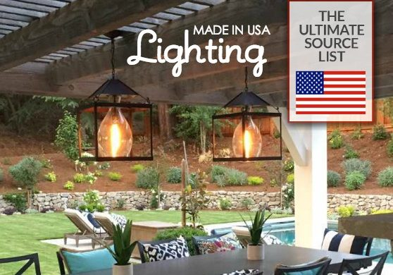 MADE IN USA LIGHTING