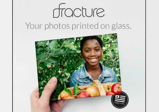Giveaway: Enter to Win a $250 Gift Card for Fracture – Your Favorite Photos Printed on Glass