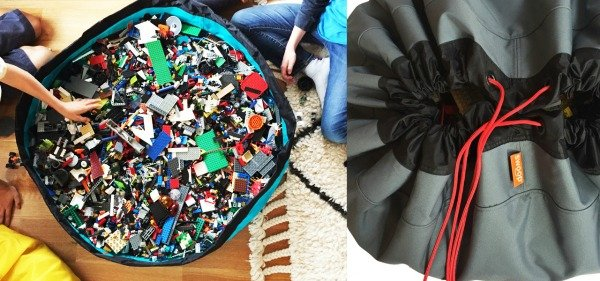 The NEW Super Swoop Bag | Holds up to 17 pounds of LEGOS!!! | Giveaway ends 2/16/17