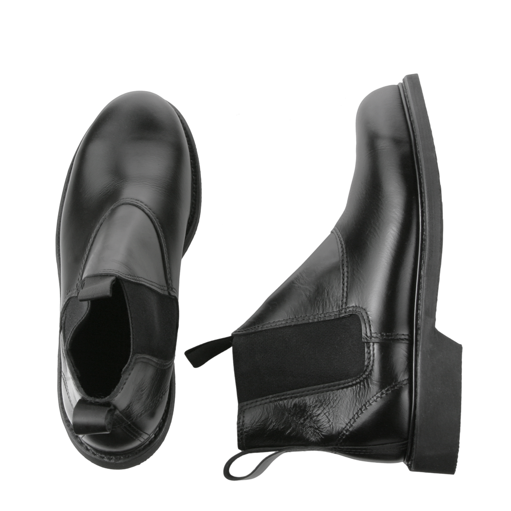 American Made Mens Boots from Capp Shoe Company - USA made shoes for law enforcement and military