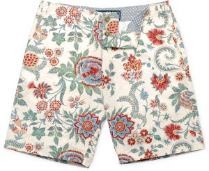 American Made Mens Patterned Twill Shorts Under $80 from Old Bull Lee