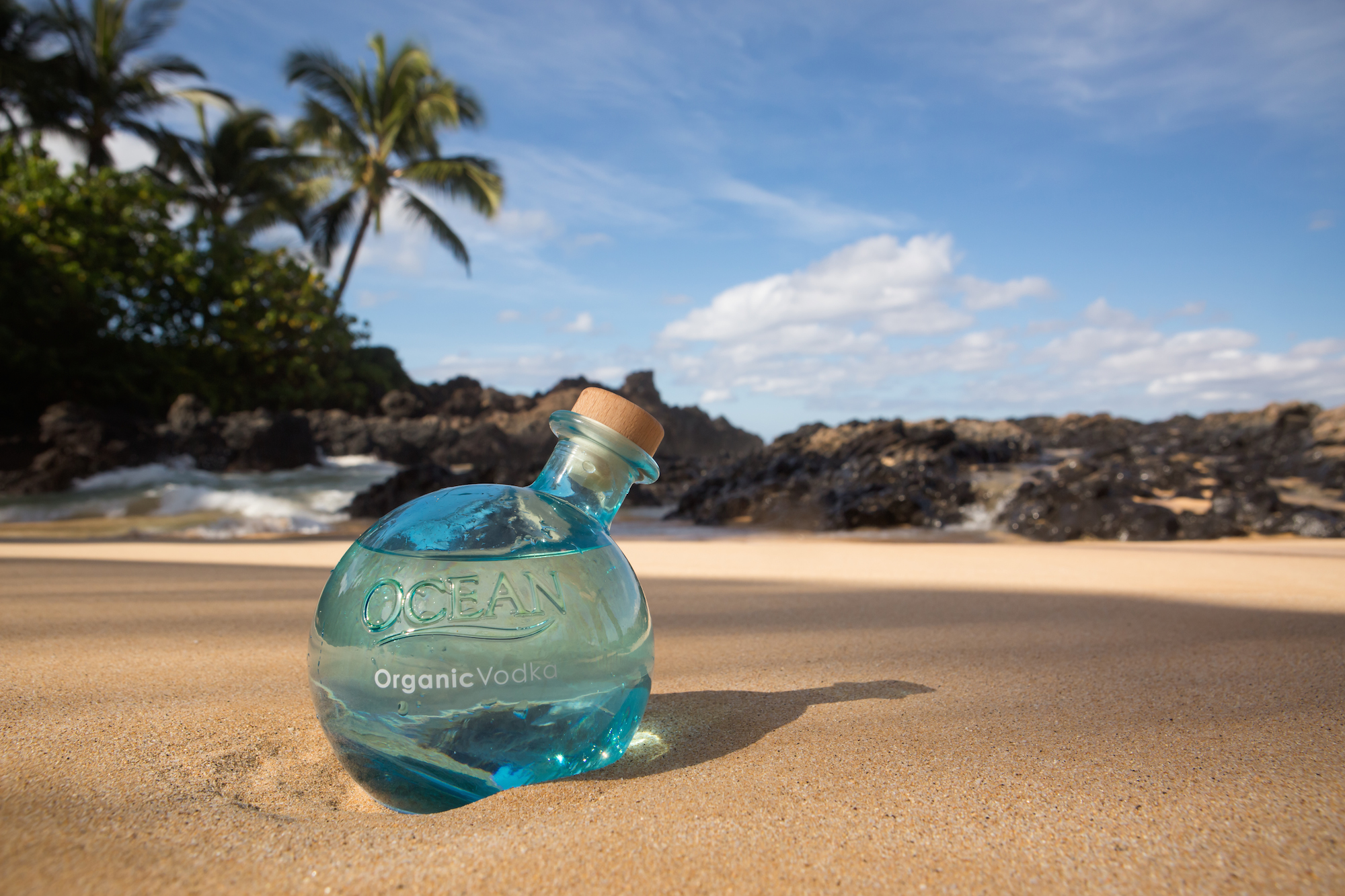 OCEAN Organic Vodka - Made in Hawaii