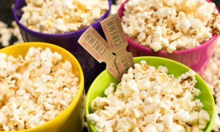 Popcorn Time! Make Movie Night American Made