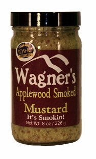 Wagner's mustard, made in Idaho #madeinUSA #usalovelsited #madeinIdaho