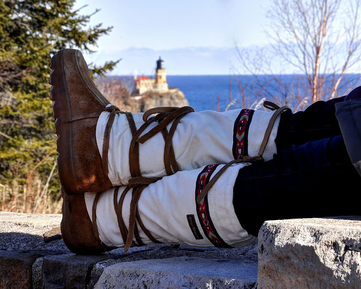 Snow boots for women: Steger Mukluks #madeinUSA #fashion #boots #winter