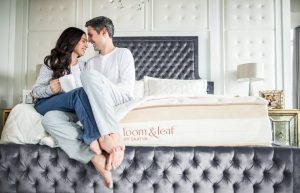 Loom & Leaf by Saatva luxury foam mattresses made in USA