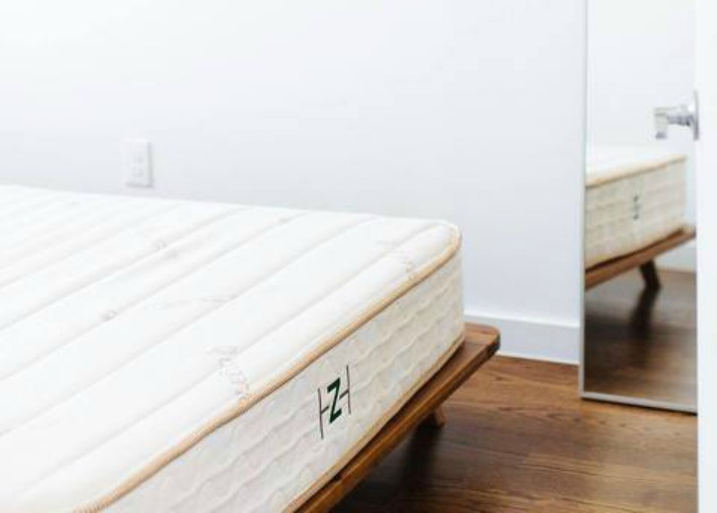 Zenhaven luxury laytex mattresses, eco-friendly mattresses made in USA