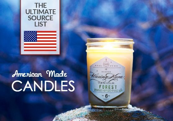 American made candles Soy candles, jar candles, taper candles and more, all made in USA