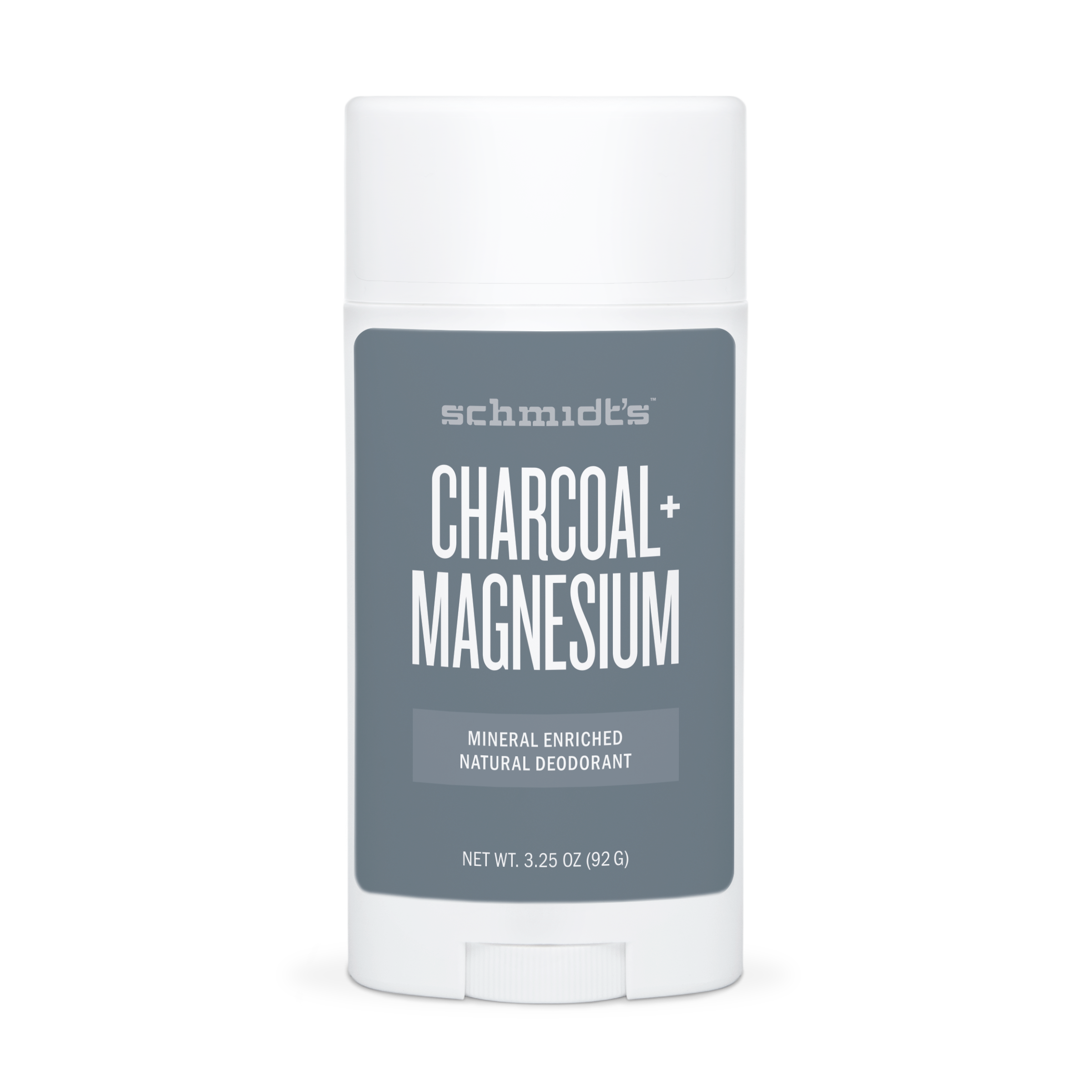 Natural Deodorant Made with Charcoal and Magnesium - Schmidt's Deodorant Reviewed #vegan #naturalskincare #usalovelisted