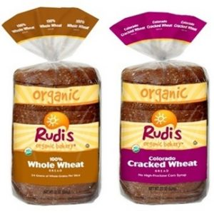 Rudis Organic Bakery Breads Made in Colorado