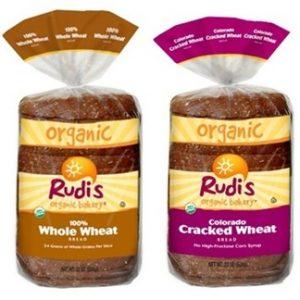 Rudis Organic Bakery Breads Made in Colorado