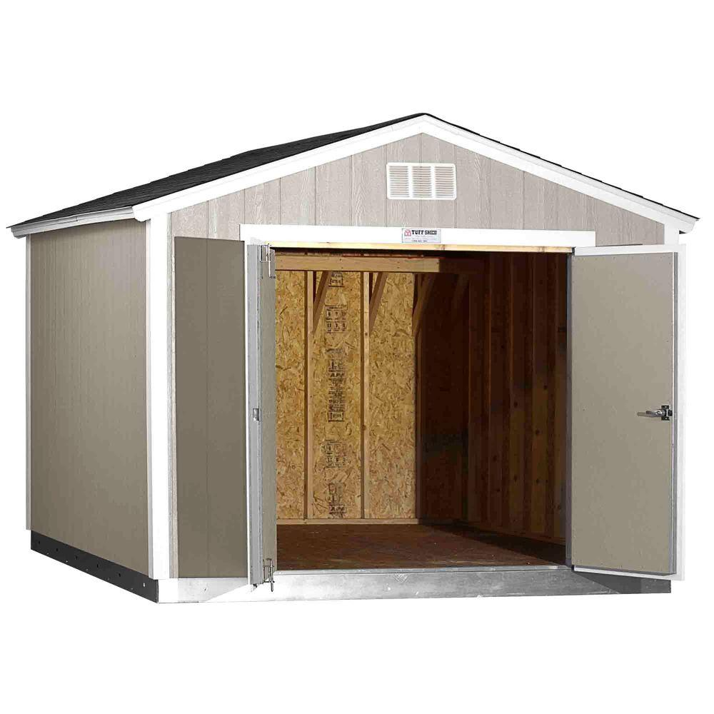 Tuff Shed from Home Depot Made in Colorado