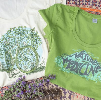 Soul Flower Organic Yoga Clothing Made in the USA