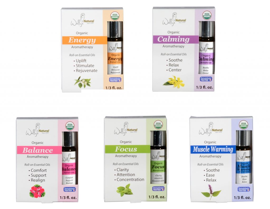 Wally's - Aromatherapy Blends