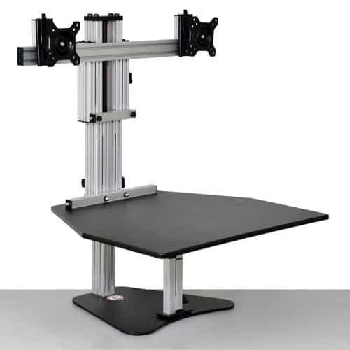 Ergo Desktop Elite 3 | Made in USA adjustable height desktop