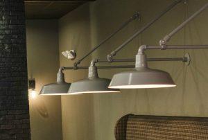 Barn Light Electric industrial style modern lighting #madeinUSA #USALoveListed