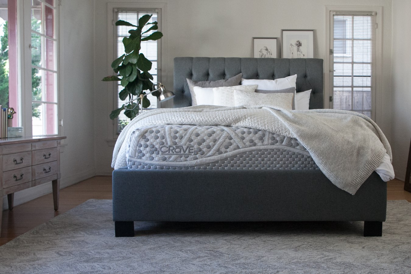 Buying a mattress: Crave mattresses, Made in USA