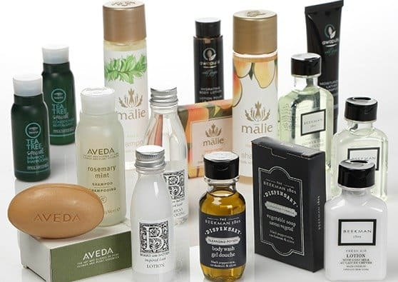 Made in USA Hotel Personal Care Products you'll be thrilled to find when you travel: Marietta Hospitality