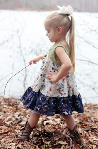 Summer clothing for kids: Eddy & Scout kids clothing