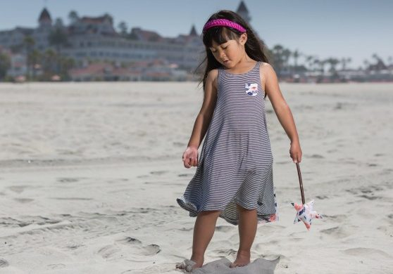 summer clothing for kids Made in USA