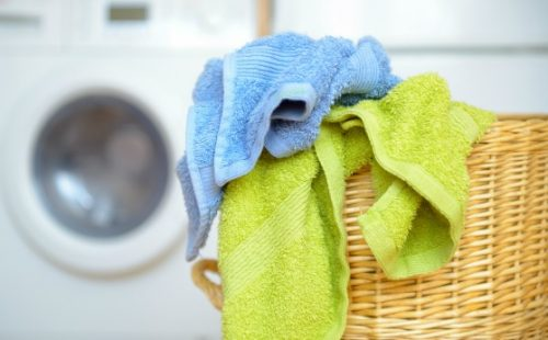 How to soften hard towels | Towel washing tips