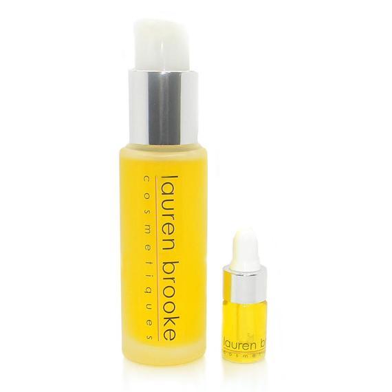 Organic, Non-GMO, Anti-Aging Facial Serum from Lauren Brooke Cosmetiques