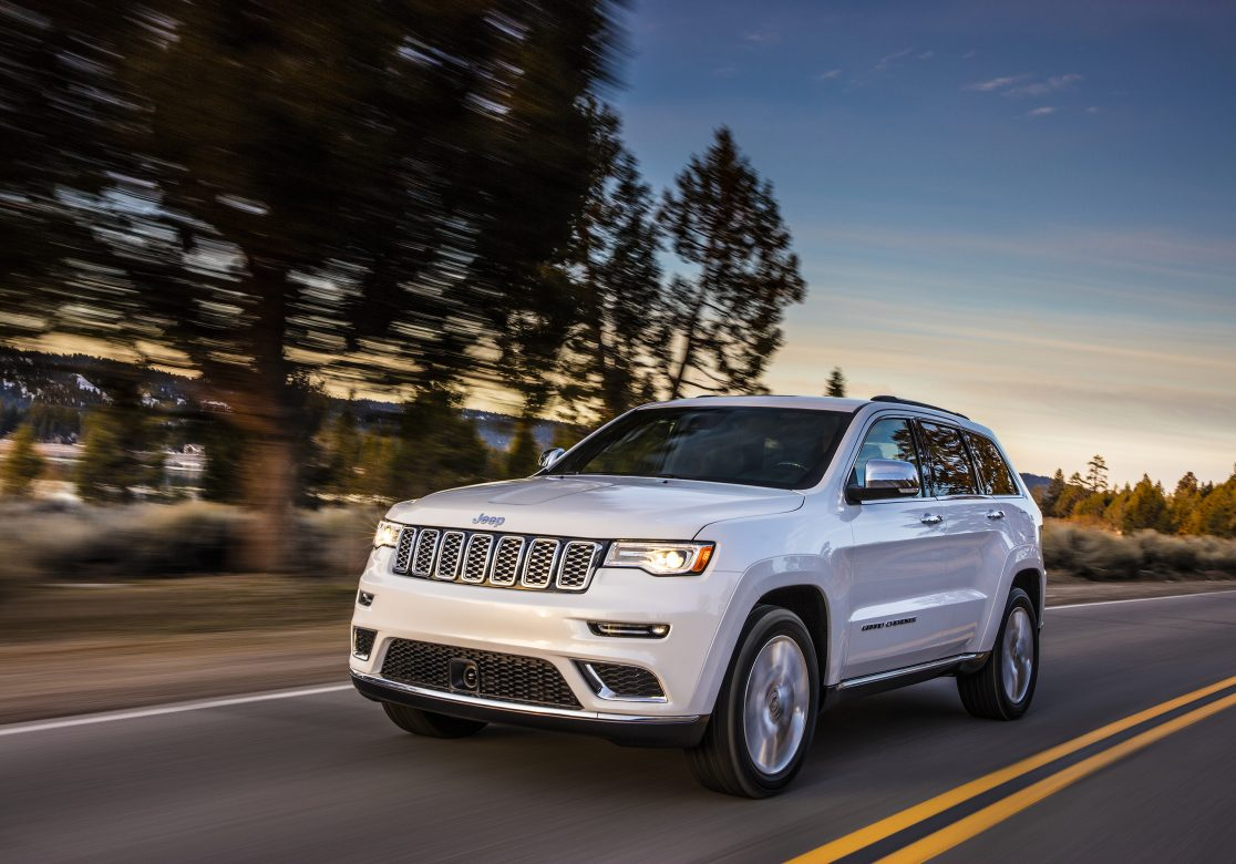 Ride American Made Jeep Grand Cherokee 2017