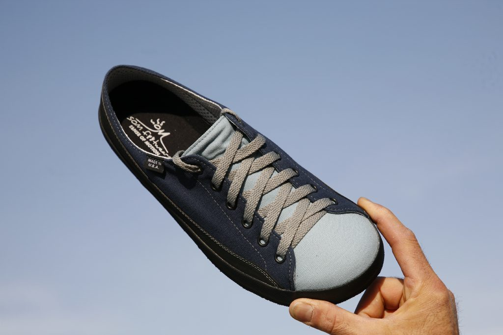 American Made Sneakers from SOM Footwear