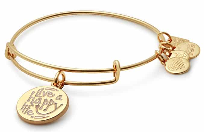 Graduation Gifts for Her: Alex and Ani bangle #usalovelisted