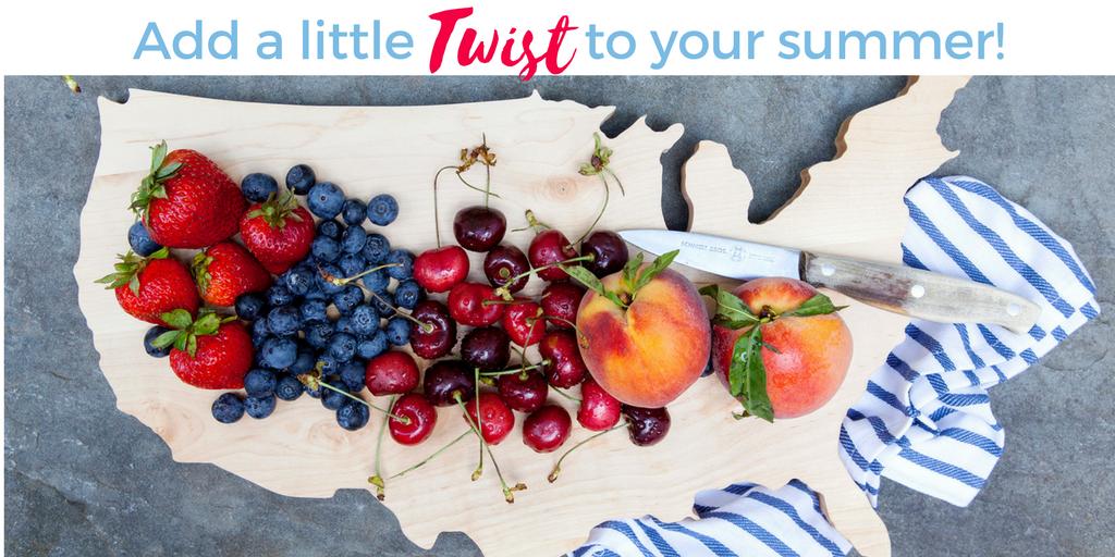 Twist Summer made in USA