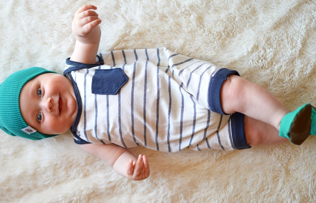 Best Baby Gifts Baby Romper from Eddy & Scout