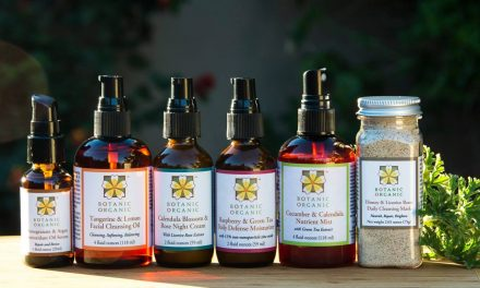 Feed, Repair, and Protect Your Skin with Botanic Organic Facial Products {Review}
