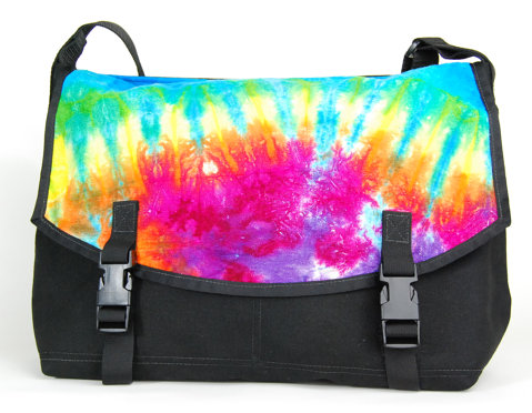 School bags made in USA: CourierWare messenger bags, made in Vermont