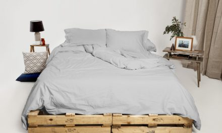 Giveaway: Made in USA Luxury Sheet Set by Authenticity 50