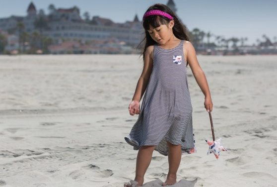 Made in USA Summer Clothing for Kids