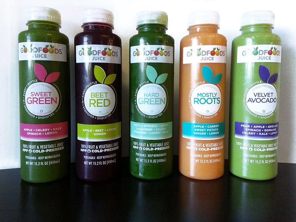 Natural Detox Cleanse: GoodFoods Juices - Reviewed #cleanse #naturalhealth #usalovelisted