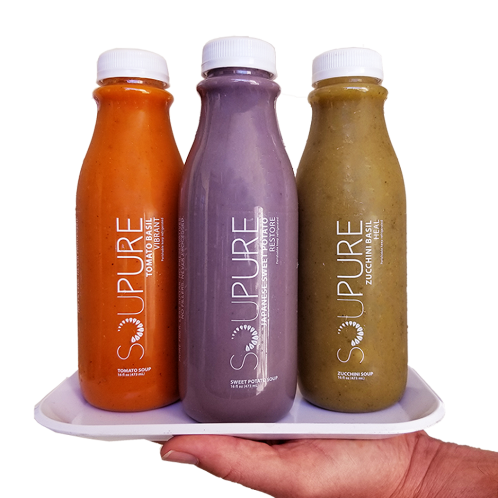 Gifts for the Foodie: Soupure Soup Cleanse